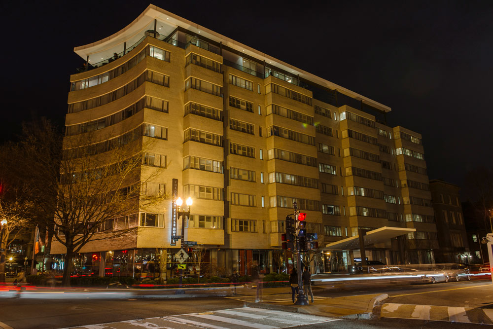 The Dupont Circle Hotel, Washington, DC