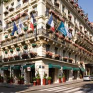 Hotel baltimore paris paris five star alliance for Hotel baltimore paris