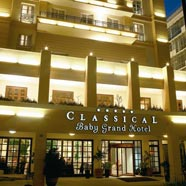Classical Baby Grand Hotel