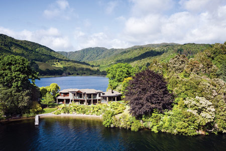 Lake Okareka Lodge