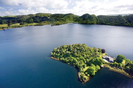 Lake Okareka Lodge, Rotorua, New Zealand