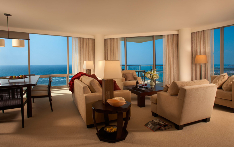 Trump International Hotel and Tower Waikiki Beach Walk Suite