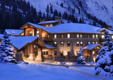 Dakota Mountain Lodge and Golden Door Spa