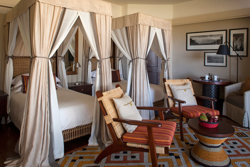 Double Room at The Four Seasons Serengeti