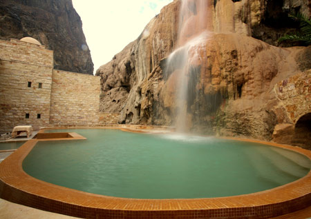 Evason Ma'In Hot Springs and Six Senses Spa