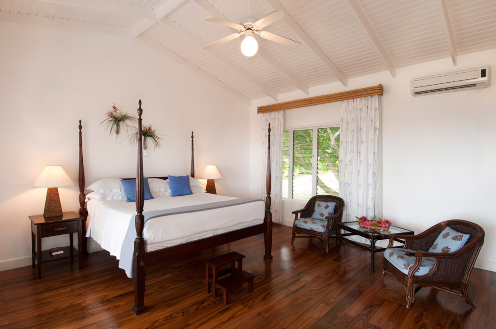 Plantation Room at Montpelier Plantation Inn West Indies, St. Kitts and Nevis
