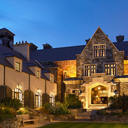 Exterior of Trump International Golf Links and Hotel County Clare, Ireland