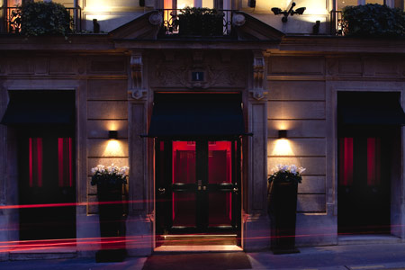 Mon Hotel, Paris