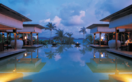Evason Phuket and Six Senses Spa