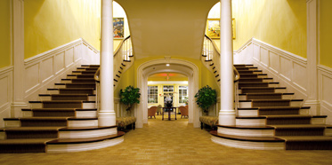 Hallway Entrance at Vanderbilt Grace