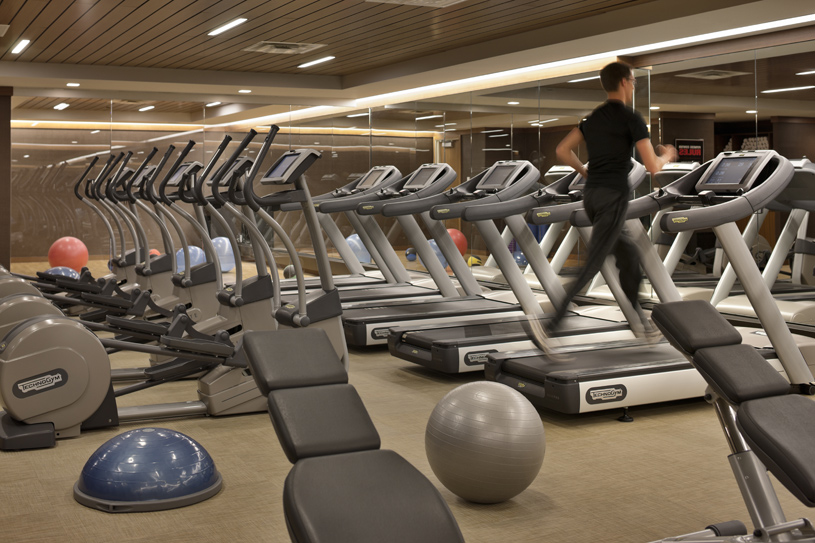 Langham Place Fifth Avenue Fitness Center