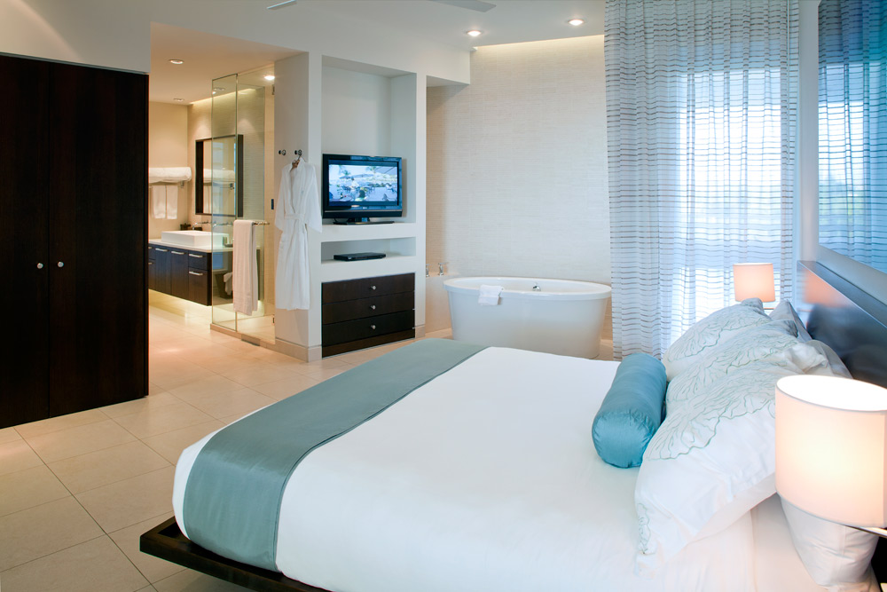 One Bedroom Suite at Gansevoort Turks and Caicos, Providenciales, Turks & Caicos Islands