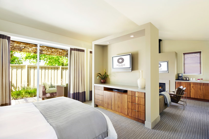 Capella Suite at The Solage Calistoga
