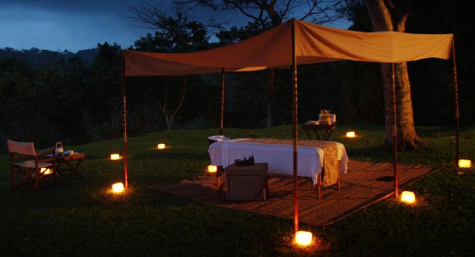 Moonlight Spa Remedies at Alila Ubud