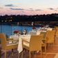 Rooftop Dining at Port Adriano Marina Golf and Spa, Spain