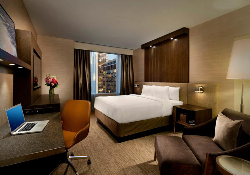 Hyatt Chicago Magnificent Mile Guest Room