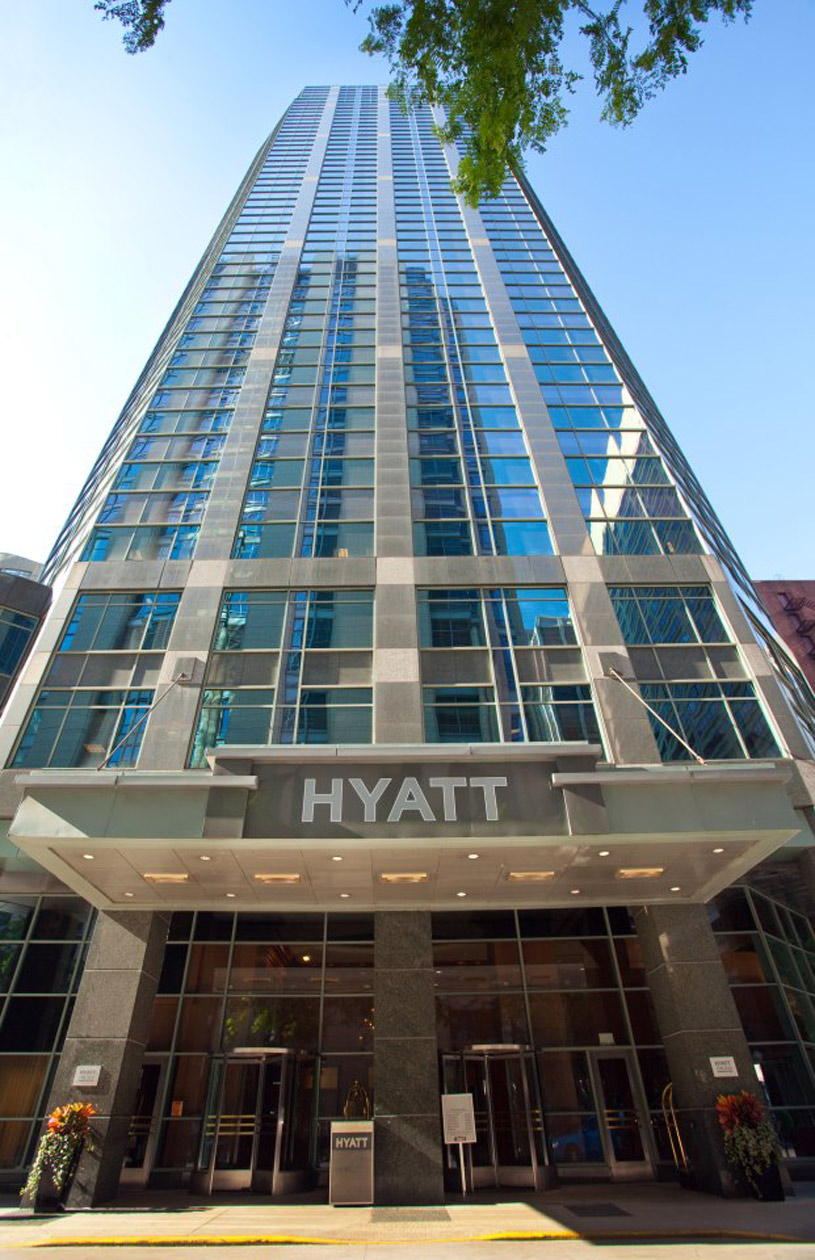 Hyatt Chicago Magnificent Mile Exterior