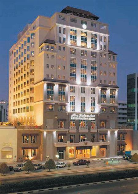 Carlton palace dubai dubai five star alliance for Dubai 5 star hotel deals