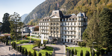 Lindner Grandhotel Beau Rivage, Switzerland