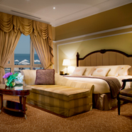 Deluxe Sea View Room at The Regency Hotel Kuwait