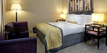 Deluxe Royal Suite at Threadneedle London