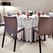 Private Dining at Threadneedle London