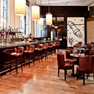 Bonds Bar at Threadneedle London