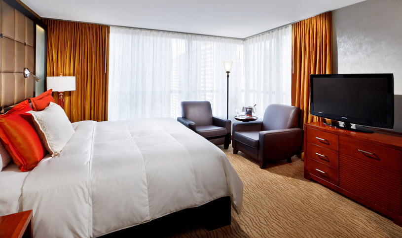 Superior King Room at The Millennium Broadway Hotel