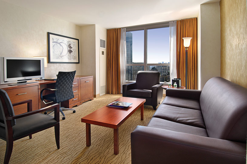 Suite at The Millennium Broadway Hotel