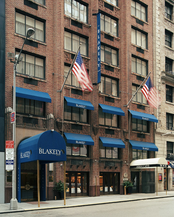The Blakely New York Hotel Exterior
