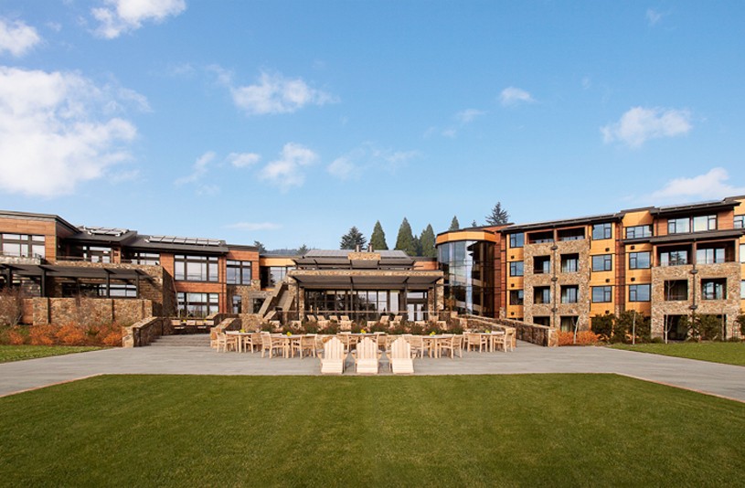 The Allison Inn and Spa Hotel