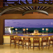 Bar at Dreams Riviera Cancun Resort and Spa