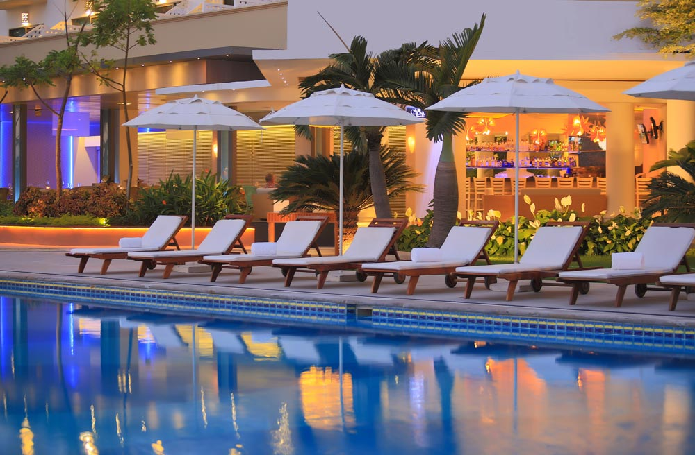 Villa Premiere Hotel and Spa Outdoor Pool, Puerto Vallarta