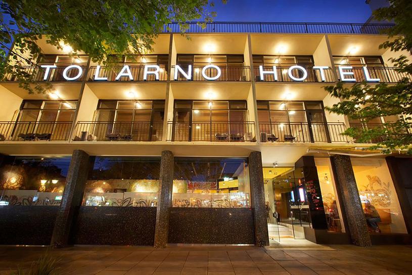 Tolarno Hotel Melbourne
