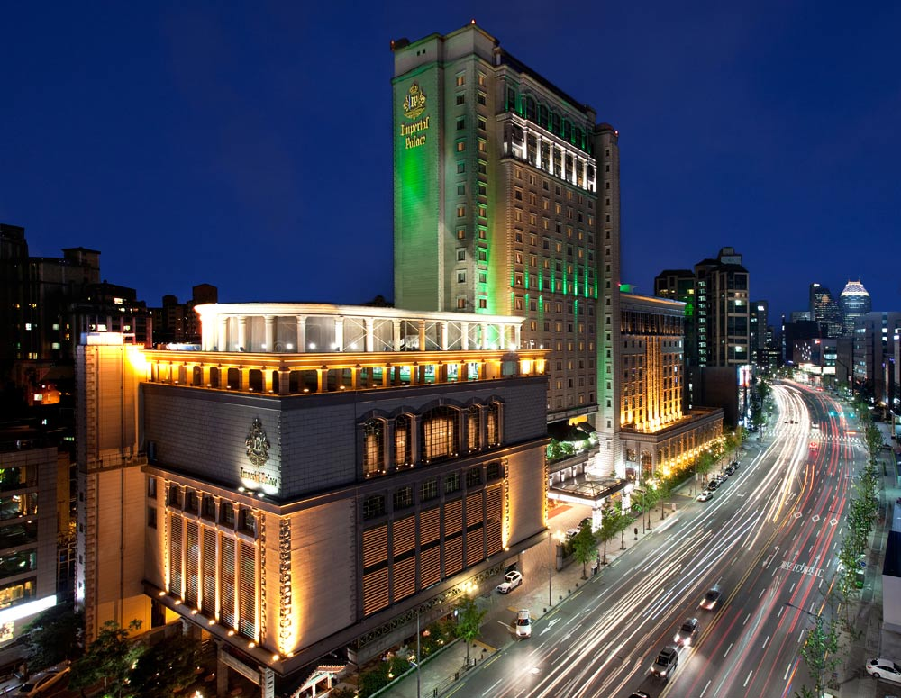 Imperial Palace Hotel Seoul, South Korea
