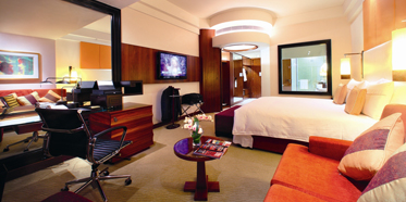 Deluxe Room at The Millennium Hongqiao Shanghai Hotel