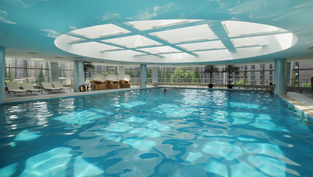 Indoor Pool at The Millennium Hongqiao Shanghai Hotel