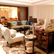 President Suite at The Millennium Hongqiao Shanghai Hotel