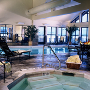 Pool at Teton Mountain Lodge and Spa, Teton Village, WY, United States