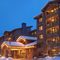 Exterior of Teton Mountain Lodge and Spa, Teton Village, WY, United States