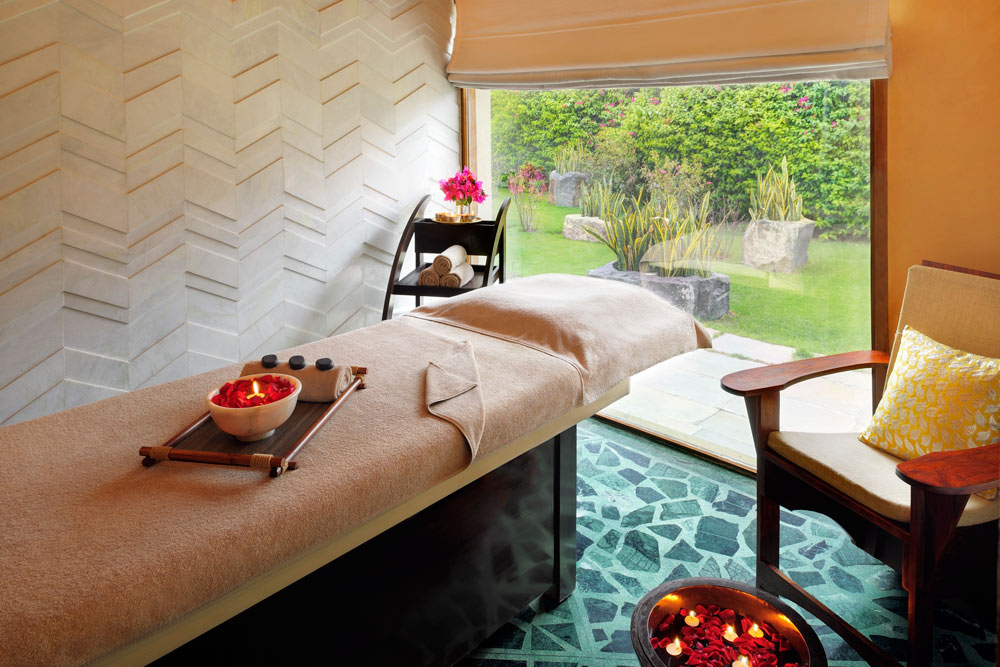 Spa at Devi Garh by Lebua