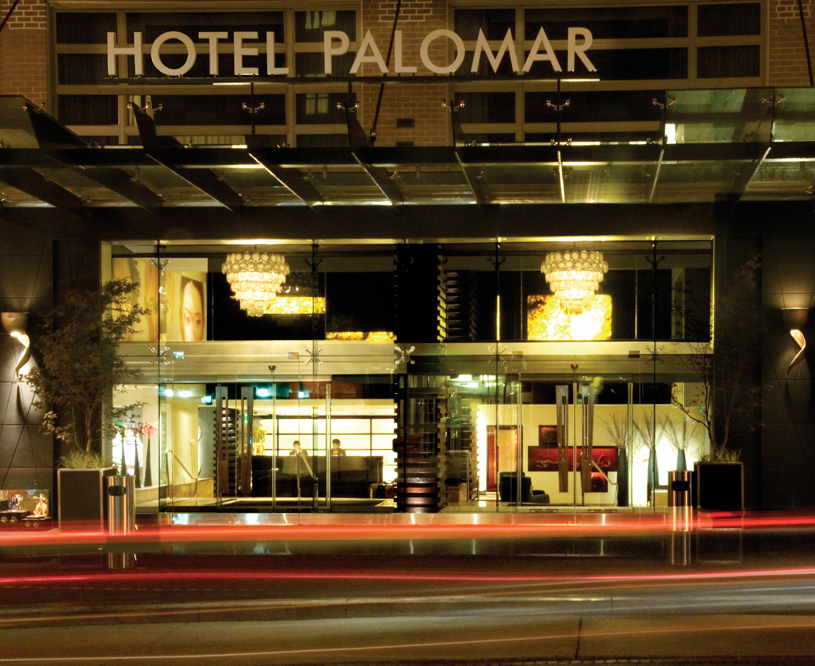 Hotel Palomar Washington DC