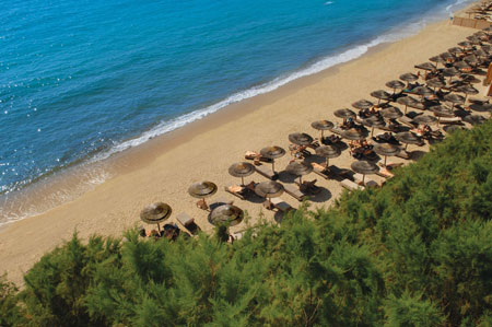 Myconian Imperial Resort and Thalasso Spa Center