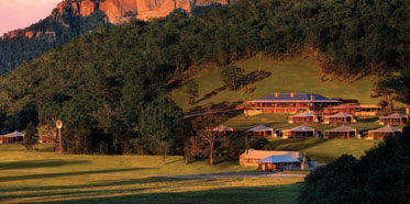 Wolgan Valley Resort and Spa