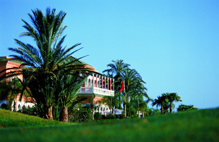 Palmeraie Golf Palace and Resort