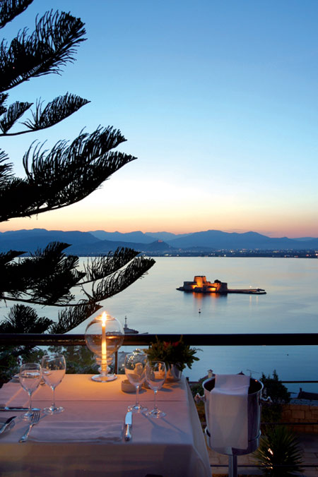 Nafplia Palace Hotel and Villas, Greece