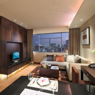 Suite Living Room at Grand Sukhumvit Hotel Bangkok, Thailand