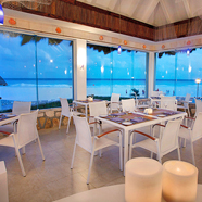 Restaurante at Grand Park Royal Cancun Caribe