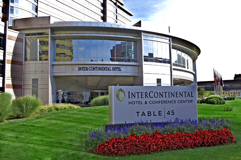 Intercontinental suites cleveland
