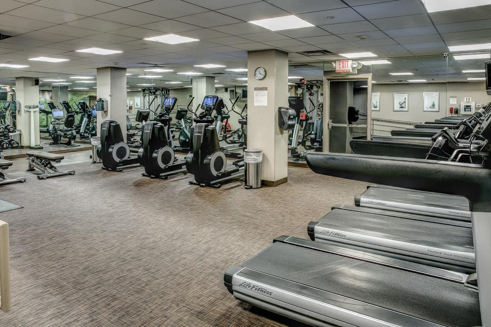 Fitness Center at The Westin Columbus, OH